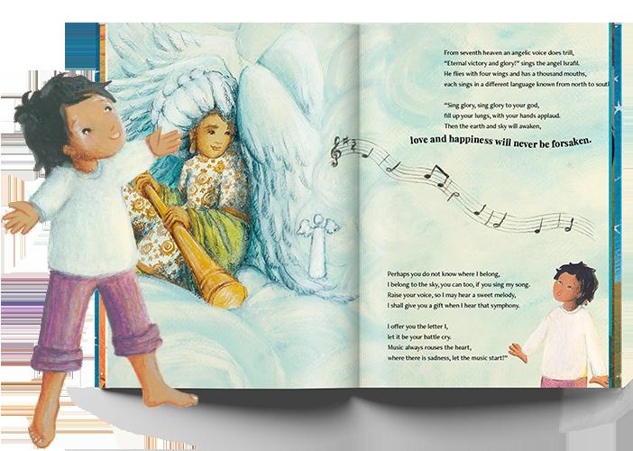 Kakovostne pesmi in ilustracije