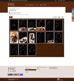 Možnost predstavitve vašega kataloga ali drugega PDF A4 dokumenta v obliki e-knjige